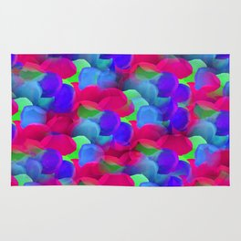 Sea of Flowers Rug