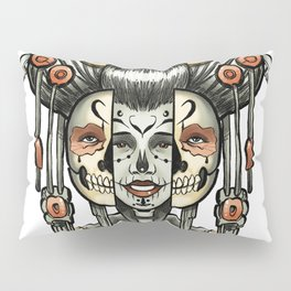 Two Ages of Woman Pillow Sham
