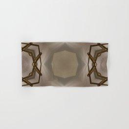 abstract modern art star pattern Hand & Bath Towel