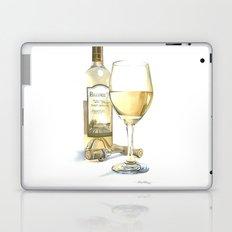 Glass Of White Laptop & iPad Skin