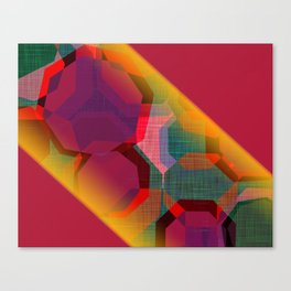 HIDDEN GEMS Canvas Print
