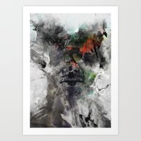 archan nair Art Prints featuring Another Memory by Archan Nair