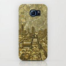 austin texas city skyline Slim Case Galaxy S6