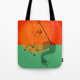 Mercentauricorn Tote Bag