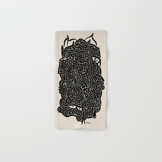 - nudity - Hand & Bath Towel