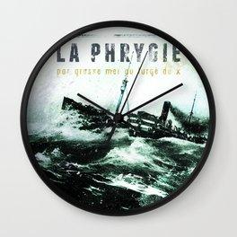 LA PHRYGIE Wall Clock