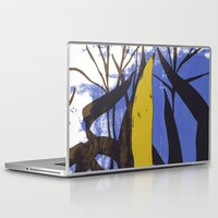 oklahoma Laptop & iPad Skins featuring Oklahoma! by LizSchafroth