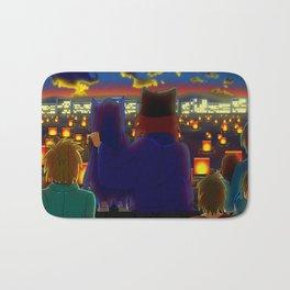 Lanterns Bath Mat