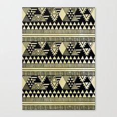 Ethnic Chic Canvas Print