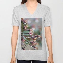 A Spring Rain Unisex V-Neck