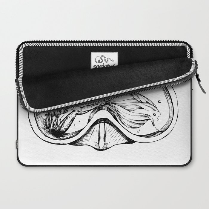 Water in Your Eyes Laptop Sleeve