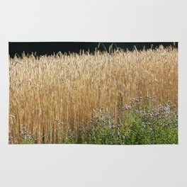 Field of summer Rug