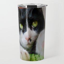 Khoshek sweet cat Travel Mug