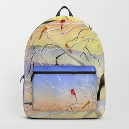 Winter Song Backpack