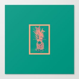 Pineapple Express //Stoner's Delight Canvas Print