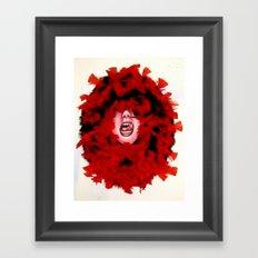 Fetish Framed Art Print