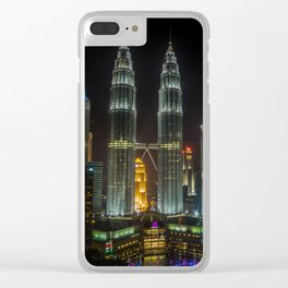Kuala Lumpur | Malaysia Clear iPhone Case