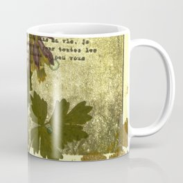 Columbine Love Letters Coffee Mug