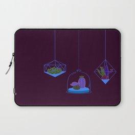 Cactus Terrarium Laptop Sleeve