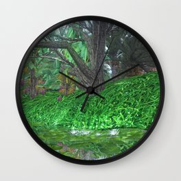 Cult of Youth: Cradle of Life Wall Clock
