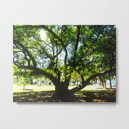Childhood is Calling Metal Print