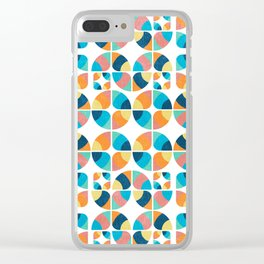2015 Pattern Collection: Spring Clear iPhone Case
