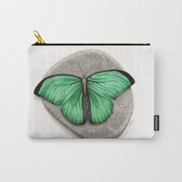 Mito Awareness Butterfly Carry-All Pouch