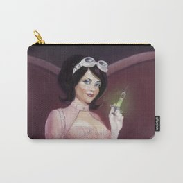 """""""Dr. Girlfriend"""" Pop Pin-Up Carry-All Pouch"""