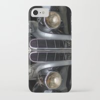 bmw iPhone & iPod Cases featuring Old BMW by Cozmic Photos