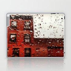 Rainy Day in Brooklyn Laptop & iPad Skin