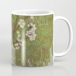 "Vincent van Gogh ""Peach Tree in Blossom"" Coffee Mug"