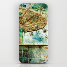 Dear mom...I joined the circus iPhone Skin