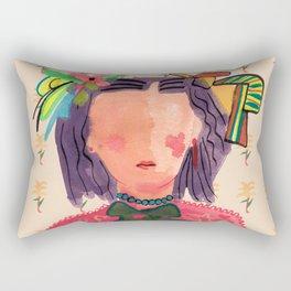 Bow Rectangular Pillow