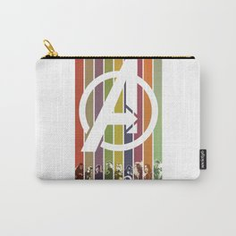 VINTAGE OF ULTRON Carry-All Pouch