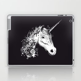 Head of a unicorn Laptop & iPad Skin