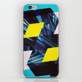 Industrial Symmetry iPhone Skin