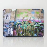 cycle iPad Cases featuring Cycle by Calle de Rosa