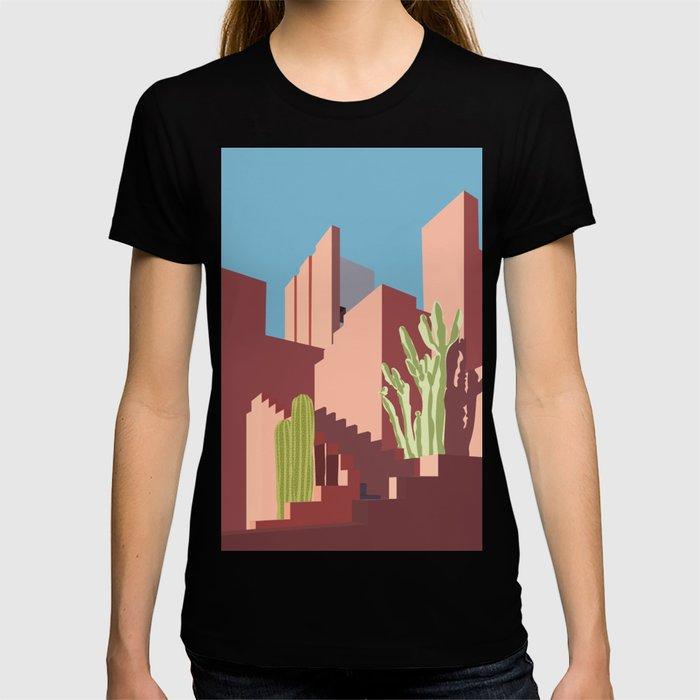 Pink Desert Dreams T-shirt