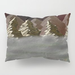 Into the Mist Pillow Sham