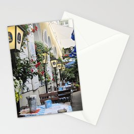 The Cafe Stationery Cards