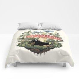 Tiny Unicorn Comforters