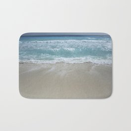 Carribean sea 5 Bath Mat