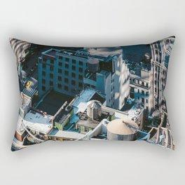 New York sky view Rectangular Pillow