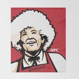 UFC-KFC Khabib Nurmagomedov Throw Blanket