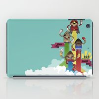 street fighter iPad Cases featuring Street Fighter 25th Anniversary!!! by Ed Warner