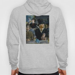 Édouard Manet - The Café-Concert Hoody