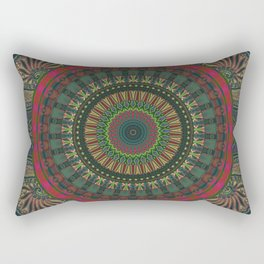 All A Dream Mandala Rectangular Pillow