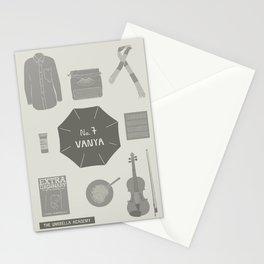 no.7 vanya Stationery Cards