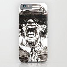 Lone Ranger Yelling iPhone 6s Slim Case