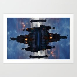 The Light Within Art Print